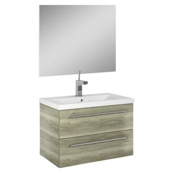 Meuble de salle de bains Sienna Atlantic 80 cm bois