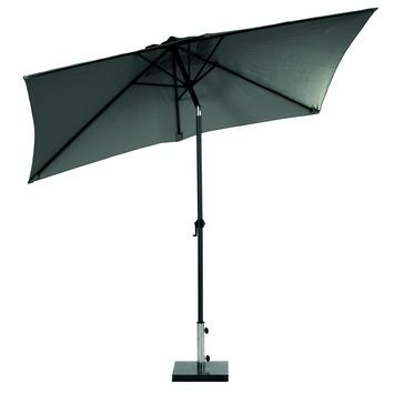 Parasol de balcon anthracite 1,5x2,5 m