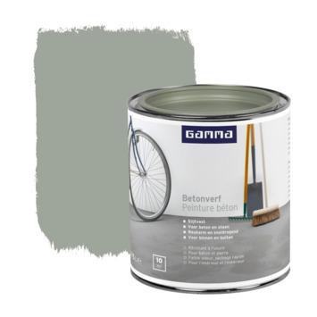 GAMMA Betonverf mat 750 ml grijs