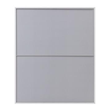 Voorzethor standaard wit 100x120 cm
