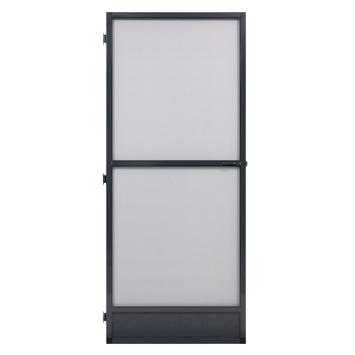 Hordeur Premium antraciet 100x235 cm