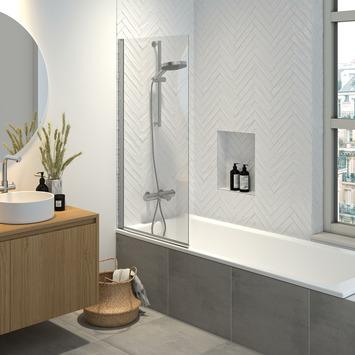 Get Wet badwand Hooked 75x140 cm hoogglans aluminium