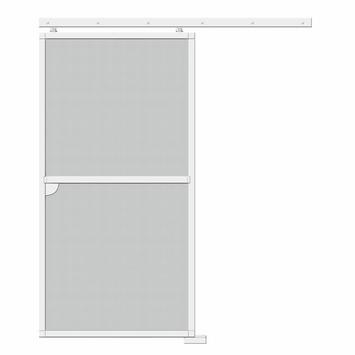 Schuifhordeur standaard wit 120x240 cm