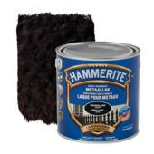 Hammerite metaallak hoogglans zwart 250 ml
