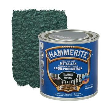 Hammerite metaallak hoogglans donkergroen 250 ml