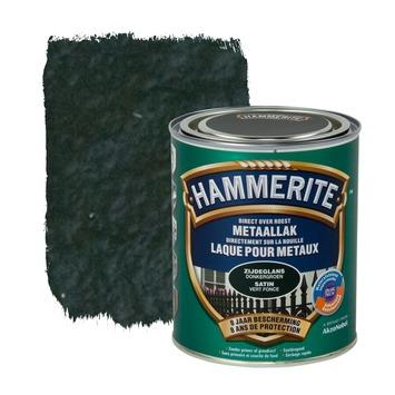 Hammerite metaallak zijdeglans donkergroen 750 ml