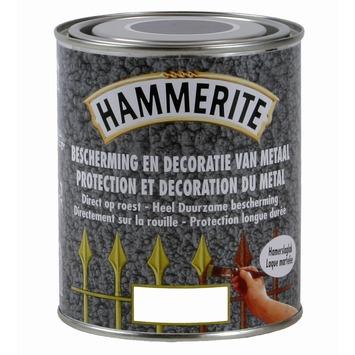 Laque pour métal Hammerite martelé vert foncé 750 ml