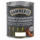 Hammerite metaallak hamerslag donkergroen 750 ml
