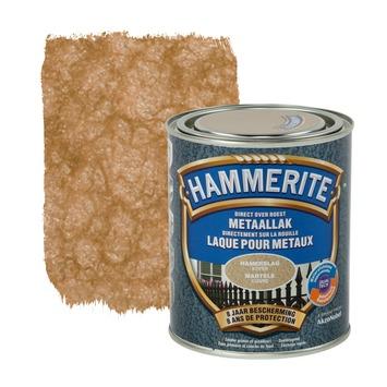 Hammerite metaallak hamerslag koper 750 ml