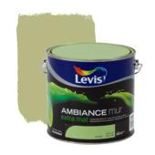 Levis Ambiance muurverf extra mat olijf 2,5 L