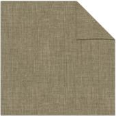 Échantillon couleur rideau prêt à suspendre aspect lin-sable 1174