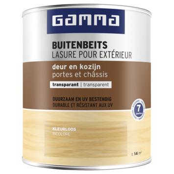 GAMMA ramen en deuren transparant 750 ml kleurloos