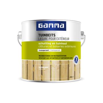 GAMMA tuinbeits schutting & tuinhout kleurloos 2,5 liter