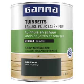 GAMMA tuinhuis kleur 750 ml diepzwart