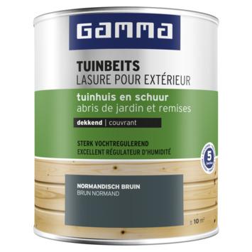 GAMMA tuinhuis kleur 750 ml normandisch bruin