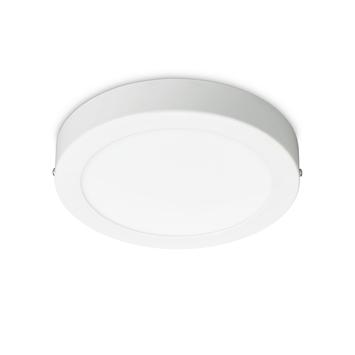 Plafonnier LED Prolight Villo 22,5 cm 18W 1260 lm rond