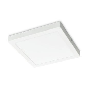 Plafonnier LED Prolight Villo 30 cm 24W 1680 lm carré