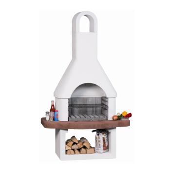 Barbecue en pierre Mirage 195x120x65 cm