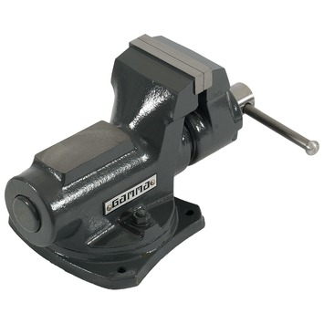 Étau d'établi orientable GAMMA 105 mm