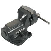 GAMMA bankschroef draaibaar 105 mm
