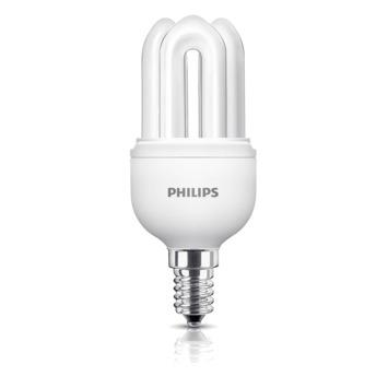 Philips Genie spaar sticklamp E14 425 lumen 8W = 40W