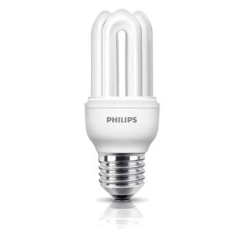 Ampoule économique Philips Genie E27 600 Lm 11W = 50W