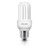 Philips Genie spaar sticklamp E27 600 lumen 11W = 50W