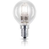Philips ecohalogeen kogellamp E14 370 lumen 28W = 35W