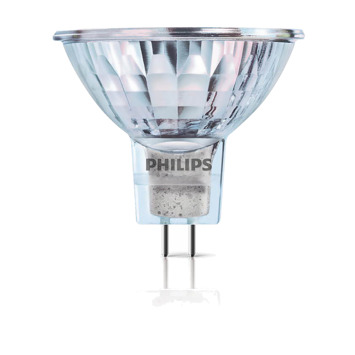 Ampoule halogène à réflecteur Philips GU5.3 205 Lm 20W dimmable
