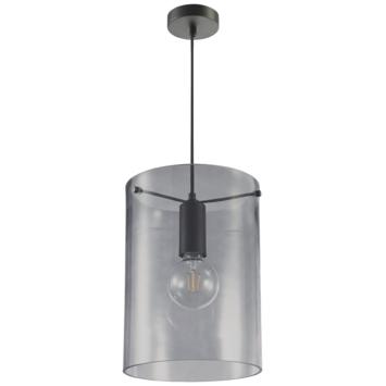 Hanglamp Hugo E27 zwart