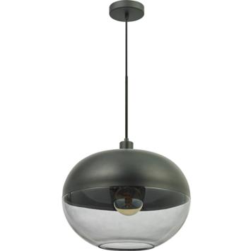 Hanglamp Henriëtte  E27 zwart