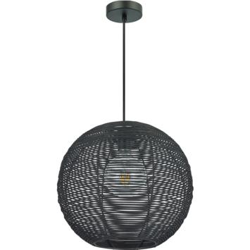 Hanglamp Cindy E27 zwart
