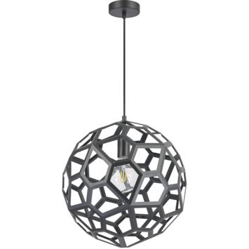 Hanglamp Ronald E27 zwart