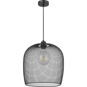 Hanglamp Tim E27 zwart