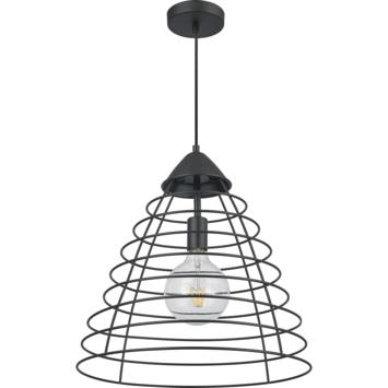 Hanglamp Dexter E27 zwart