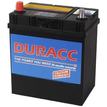 Duracc startaccu 12V 35ah 53522