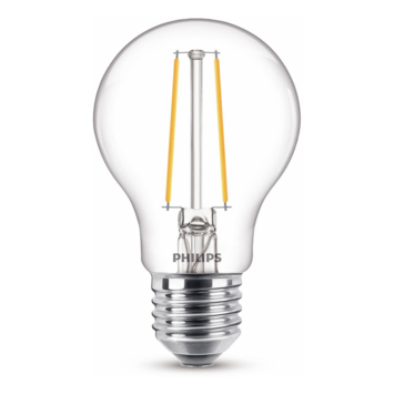 Philips LED peer E27 15W filament helder niet dimbaar