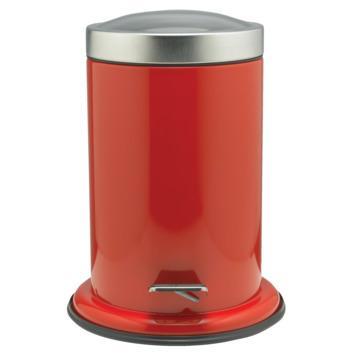 Sealskin Acero pedaalemmer rood 3 liter