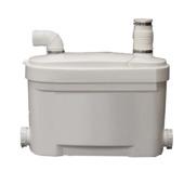 Lafiness Motorsan 3 vuilwaterpomp en vergruizer