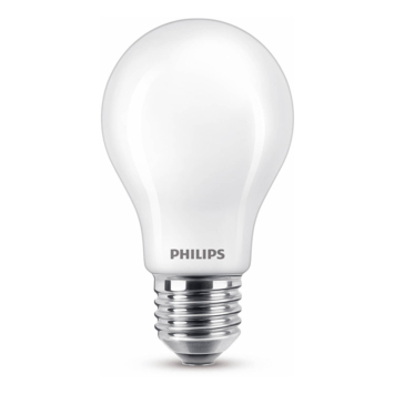 Philips LED peer E27 100W mat niet dimbaar
