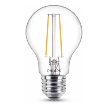 Philips LED peer E27 25W filament helder niet dimbaar