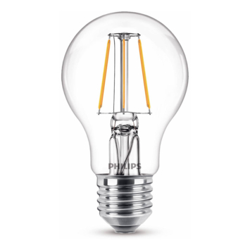 Philips LED peer E27 40W filament helder niet dimbaar
