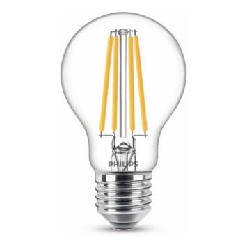 Philips LED peer E27 100W filament helder niet dimbaar