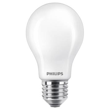 Philips LED peer E27 60W 3 stuks mat niet dimbaar