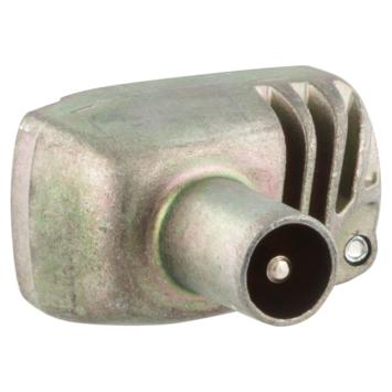 Q-link Premium coax stekker mannelijk metaal