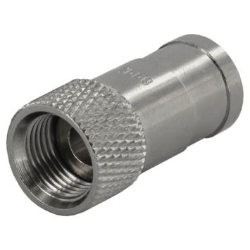 Q-link Premium F-connector metaal 2 stuks