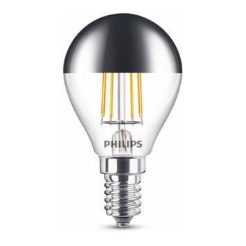 Philips LED kogel E14 35W spiegel helder niet dimbaar