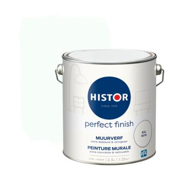 Histor Perfect Finish muurverf mat Ral 9016 2,5 liter