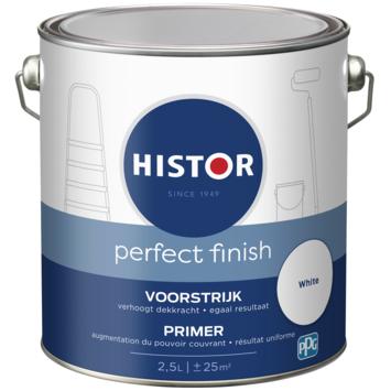 Histor Perfect Finish primer White 2,5 liter