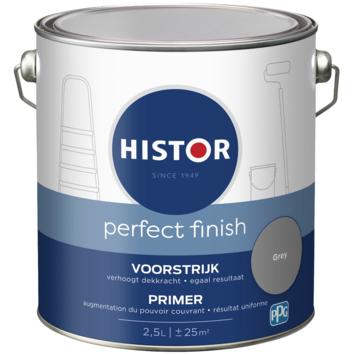 Histor Perfect Finish primer Grey 2,5 liter